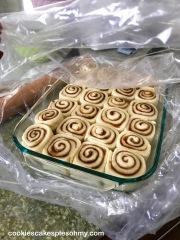 Soft Cinnamon Rolls 2