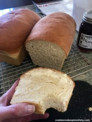 Fast Honey Buttermilk Bread 4