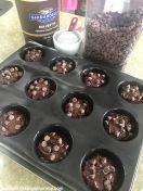 Moist Chocolate Chip Muffins 3